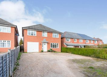 Thumbnail 4 bed detached house for sale in Worting Road, Basingstoke, Hampshire
