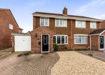 Thumbnail 4 bed semi-detached house for sale in Spithead Avenue, Gosport