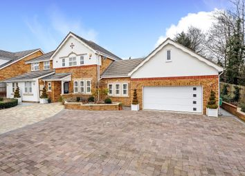 Thumbnail 7 bed detached house to rent in Egham, Surrey