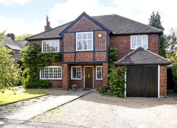 Thumbnail 5 bed detached house for sale in Wool Road, London