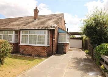 Thumbnail 3 bed semi-detached bungalow for sale in Chatsworth Road, Pudsey
