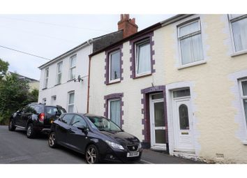 Thumbnail 3 bed terraced house for sale in Brookingfield Close, Plymouth