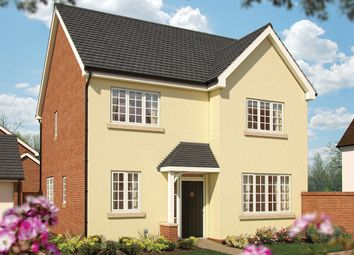 """Thumbnail 4 bedroom property for sale in """"The Aspen"""" at Pixie Walk, Ottery St. Mary"""