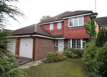 Thumbnail 4 bed detached house for sale in Lyric Close, Maidenbower