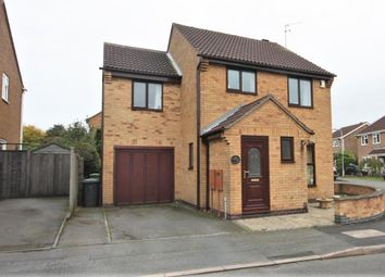 Thumbnail 4 bedroom detached house for sale in Thorndale, Ibstock