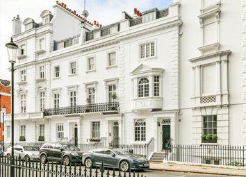 Thumbnail 5 bed terraced house for sale in Ovington Square, Knightsbridge, London
