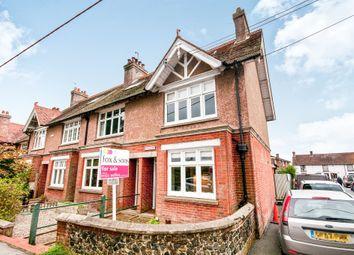 Thumbnail 4 bed end terrace house for sale in Elm Cottage, Upper Dicker, Hailsham