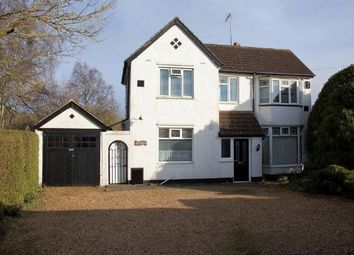Thumbnail 4 bedroom detached house for sale in Park View, Moulton, Northampton