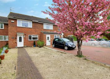 Thumbnail 3 bed terraced house for sale in Selkirk Avenue, Aylesbury