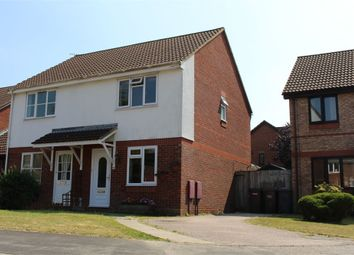 Thumbnail 2 bed semi-detached house for sale in Turnberry Drive, Hailsham, East Sussex