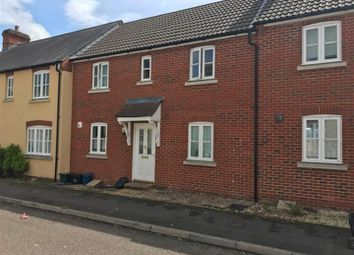 Thumbnail 2 bedroom terraced house for sale in Highland Park, Uffculme, Cullompton