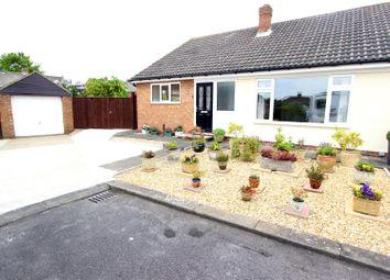 Thumbnail 3 bed semi-detached bungalow for sale in Lazenby Close, Darlington