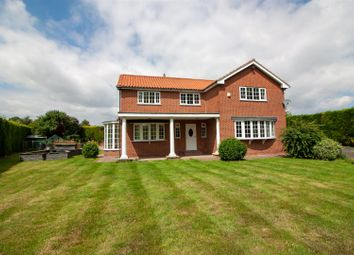 Thumbnail 4 bed detached house for sale in Lincoln Road, East Markham, Newark