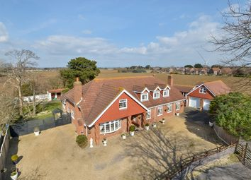 Thumbnail 5 bed detached house for sale in St. Marys Road, Hayling Island