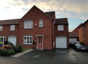 Thumbnail 4 bed detached house for sale in Bridgewater Road, Burton-On-Trent