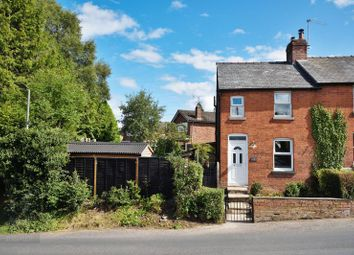 Thumbnail 2 bed end terrace house for sale in Old Road, Bromyard