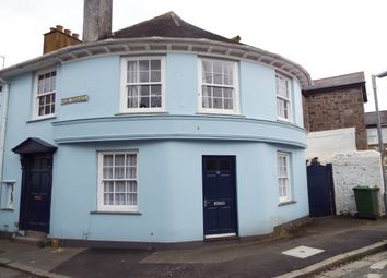 Thumbnail 1 bed flat to rent in Rose Terrace, Rosevean Road, Penzance