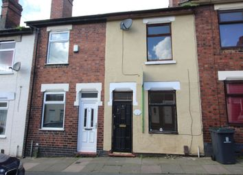 Thumbnail 2 bed terraced house for sale in Berdmore Street, Fenton, Stoke-On-Trent
