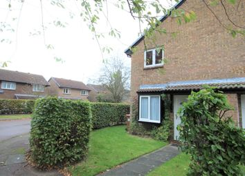 Thumbnail 1 bed end terrace house to rent in Forresters Drive, Welwyn Garden City
