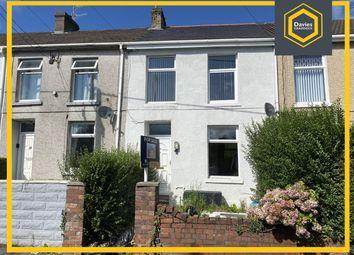 Thumbnail 2 bed terraced house for sale in 36 Bryngwyn Road, Llanelli