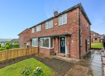 Thumbnail 3 bed semi-detached house for sale in Henconner Lane, Bramley, Leeds