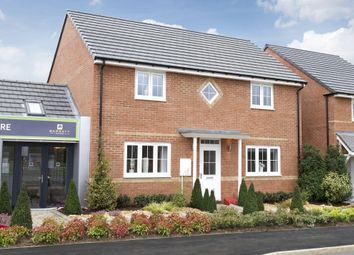 "Thumbnail 4 bed detached house for sale in ""Thornbury"" at Bruntcliffe Road, Morley, Leeds"