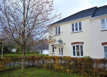 Thumbnail 3 bed semi-detached house to rent in Monkey Puzzle Drive, Okehampton, Devon