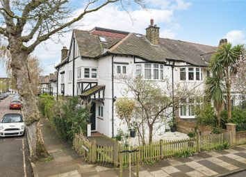 Thumbnail 4 bed end terrace house for sale in St Pauls Road, Richmond