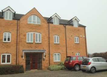 Thumbnail 2 bed flat for sale in West Park Close, Stratford-Upon-Avon
