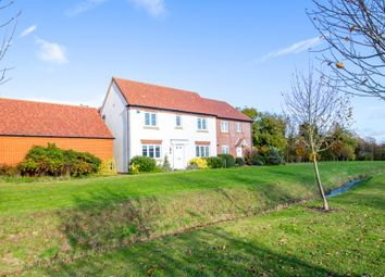 Thumbnail 4 bed detached house for sale in Goodwood Close, Chesterton, Bicester