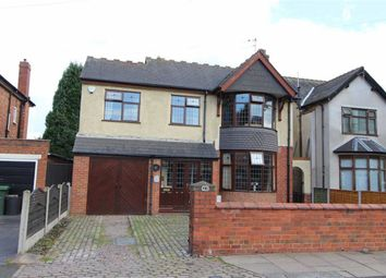 Thumbnail 4 bed detached house for sale in Castle Road, Tipton