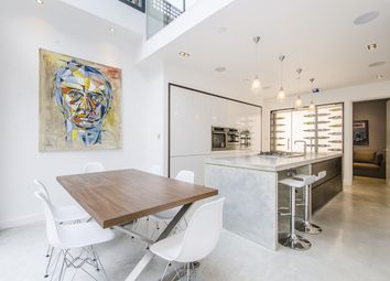 Thumbnail 4 bedroom terraced house to rent in Oxberry Avenue, London