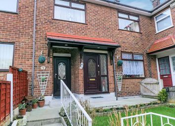 Thumbnail 3 bed terraced house for sale in Inchcape Drive, Blackley, Manchester