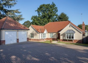 Thumbnail 4 bedroom detached bungalow for sale in Reedham Road, Acle, Norwich
