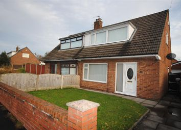 Thumbnail 2 bed semi-detached house to rent in Belvedere Road, Ashton-In-Makerfield, Wigan