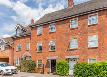 Thumbnail 3 bed town house for sale in Gibbards Close, Bedford, Bedford