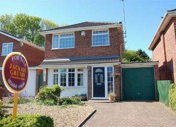 Thumbnail 3 bedroom detached house for sale in Hollow Bank, Moulton Leys, Northampton