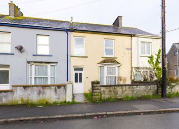 Thumbnail 3 bed terraced house for sale in Enys Road, Camborne