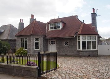 Thumbnail 5 bed detached house to rent in Queens Road, Aberdeen