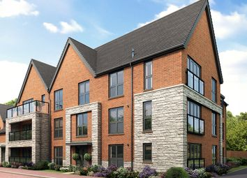 "Thumbnail 1 bed flat for sale in ""Apartment Type 4"" at Begbrook Park, Frenchay, Bristol"