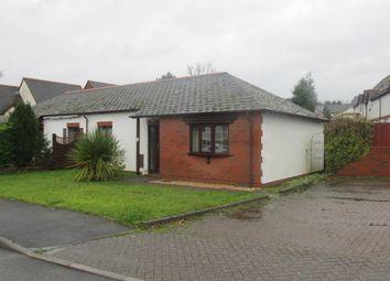 Thumbnail 2 bed detached bungalow for sale in Bron Afon, Tircoed Forest Village, Swansea