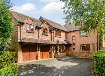 Thumbnail 5 bed detached house for sale in Farm Close, Harbury, Leamington Spa, Warwickshire