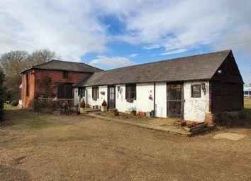 Thumbnail 2 bed detached house for sale in Four Oaks Road, Headcorn, Kent