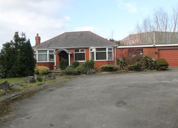 Thumbnail 3 bed detached bungalow for sale in Lee Road, Blackpool