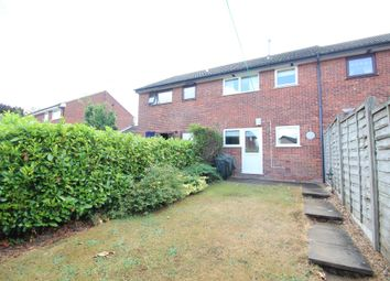 Thumbnail 3 bed terraced house for sale in Greenacre Close, Brundall, Norwich
