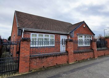 Thumbnail 2 bed detached bungalow for sale in Queens Road, Smethwick