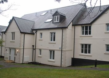 Thumbnail 2 bedroom flat to rent in Doublegates, St Austell, Cornwall