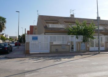 Thumbnail 3 bed terraced house for sale in La Dorada, Los Alcázares, Spain