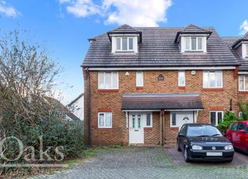 4 bed end terrace house for sale in Shirley Road, Croydon CR0