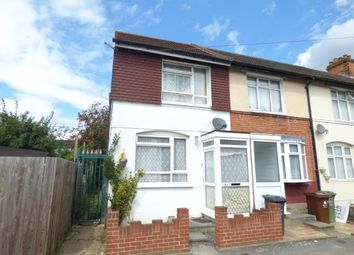 Thumbnail 2 bedroom end terrace house for sale in Morley Road, Barking
